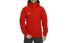 Eider Denali 3 in 1 Jacket Men smoked red